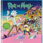 Rick & Morty - Temporadas 1 a 3 [Blu-ray]