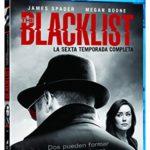 The Blacklist - Temporada 6 [Blu-ray]