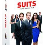 Suits - Temporadas 1 a 7 [DVD]